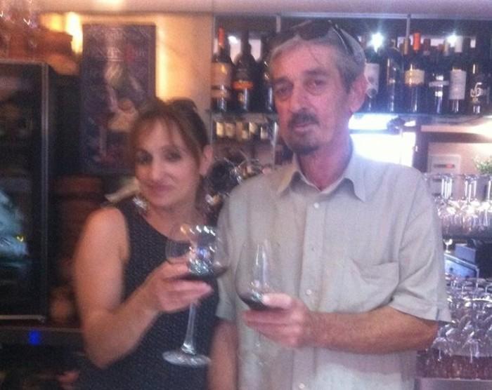 Vineria diVino, Nicola e Paola