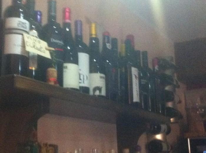 Vineria diVino, vini cilentani