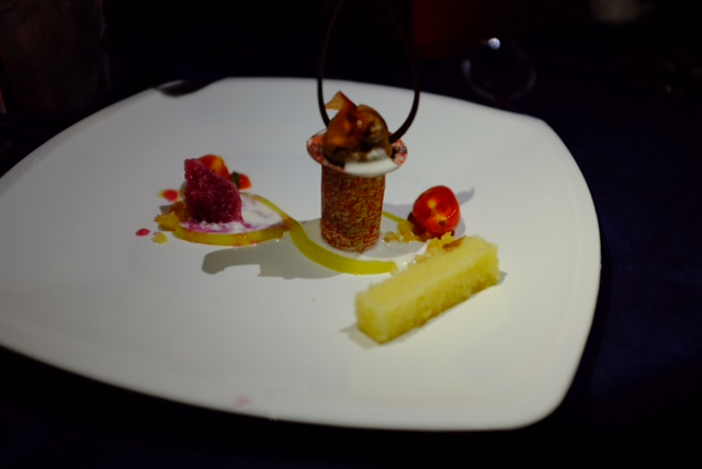 Wine & Food Safari, uno dei deliziosi dessert del Pastry Chef Antonino Maresca