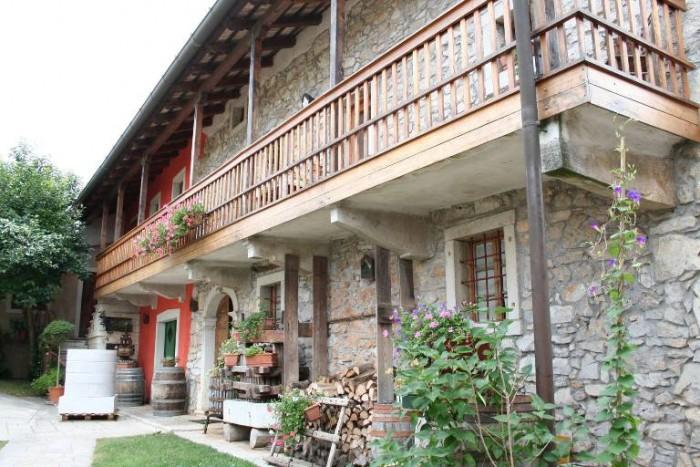 Zidarich, casa e cantina