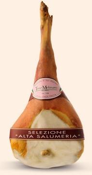 il prosciutto San Daniele Testa & Molinaro