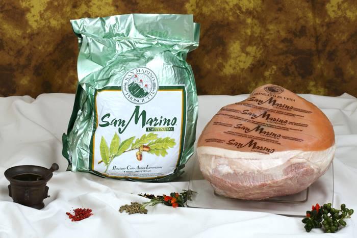il prosciutto cotto San Marino