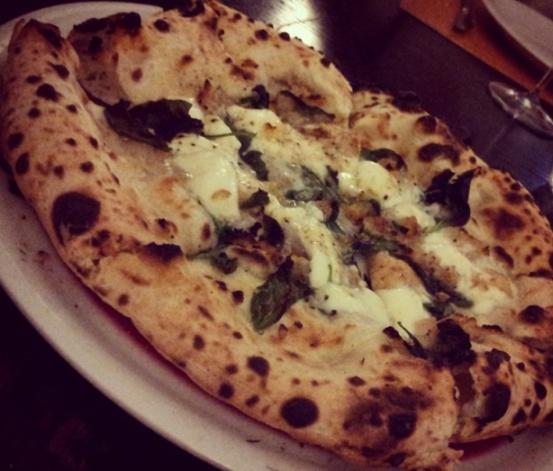 la pizza mastunicola di Giovanni Santarpia