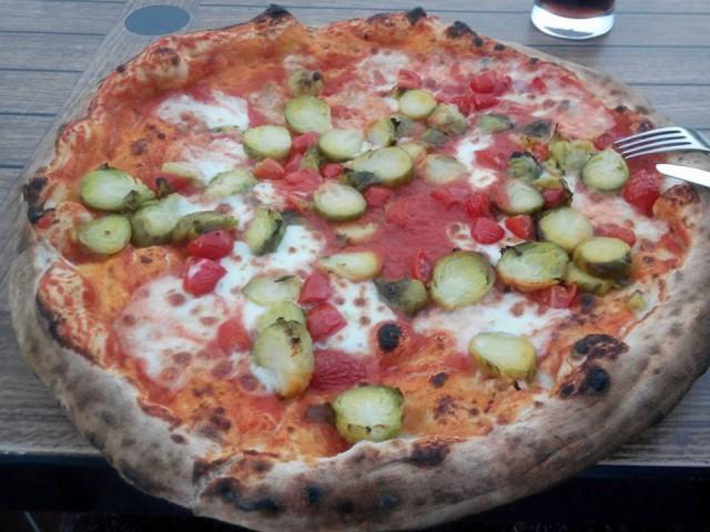Il Sauro - La pizza