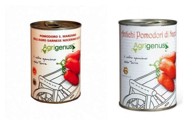 Agrigenus. Pomodoro San Marzano dell'Agro Nocerino Sarnese Dop e Antichi Pomodori di Napoli Presidio Slow Food