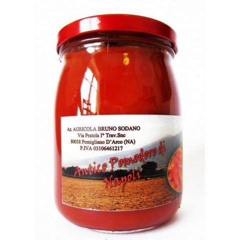 Azienda Agricola Bruno Sodano Antichi Pomodori di Napoli Presidio Slow Food
