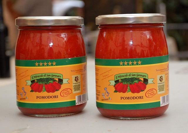 Azienda Agricola Sabato Abagnale Antichi pomodori di Napoli Presidio Slow Food