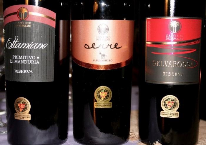 Cantine Due Palme al Kuka Loft di Milano, i vini in degustazione