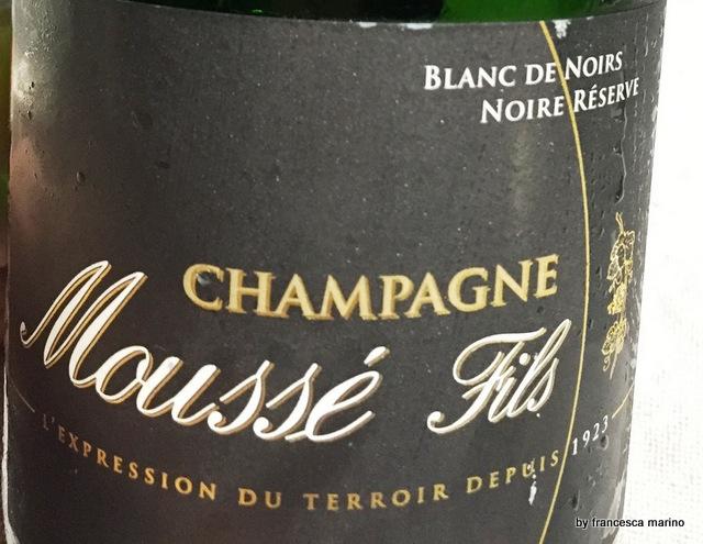 Champagne Mousse' Fils