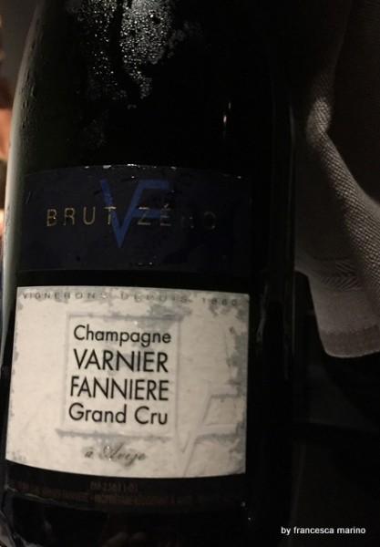 Champagne. Varnier fanniere