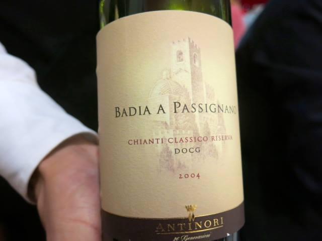 Chianti Classico Badia a Passignano 2004