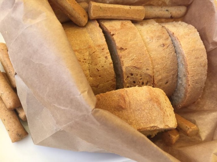 Da Ninì a Bacoli, il pane