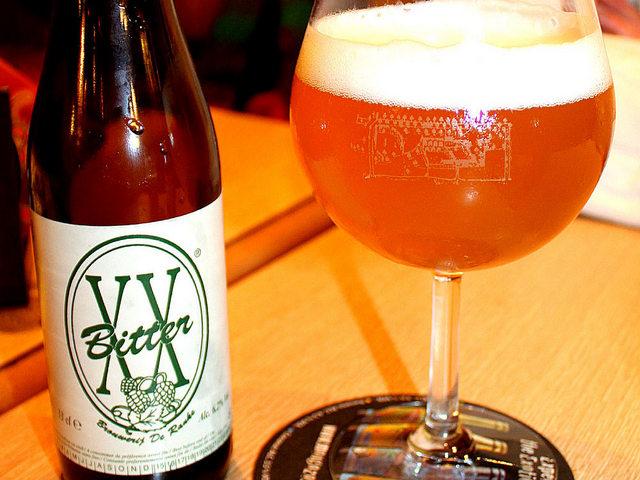De Ranke XX Bitter di Brouwerij De Ranke
