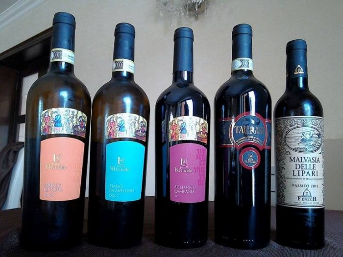 Eccellenze Lucane, i vini di Urciuolo