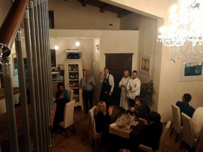 Eccellenze Lucane, l'introduzione della serata