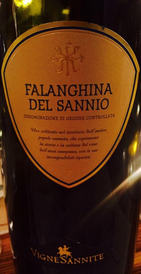 Falanghina 2011 Vigne Sannite