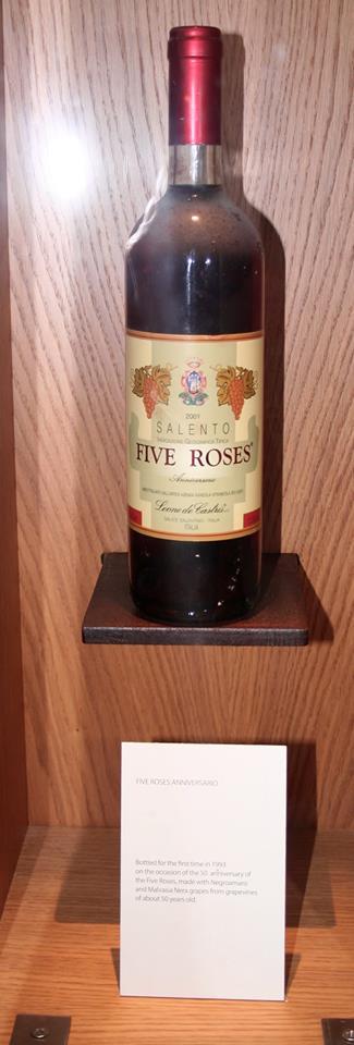 Five Roses Anniversario