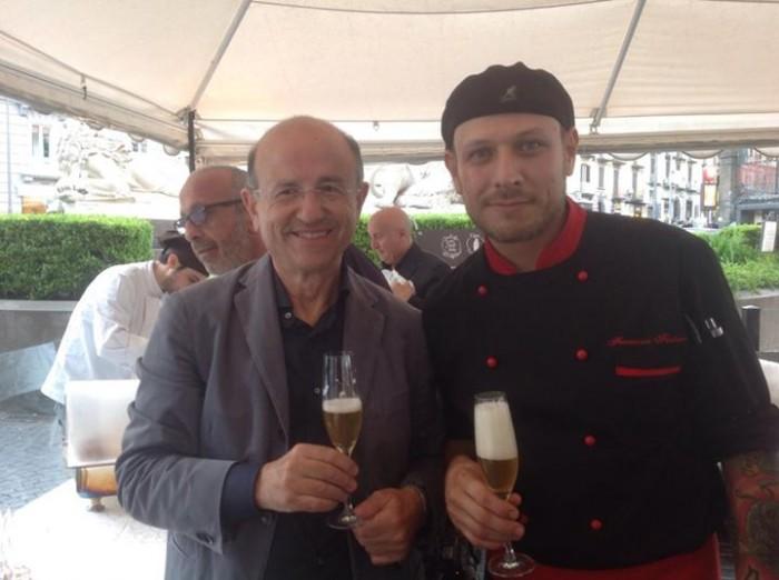 Francesco Fichera e Giuseppe Acciaio