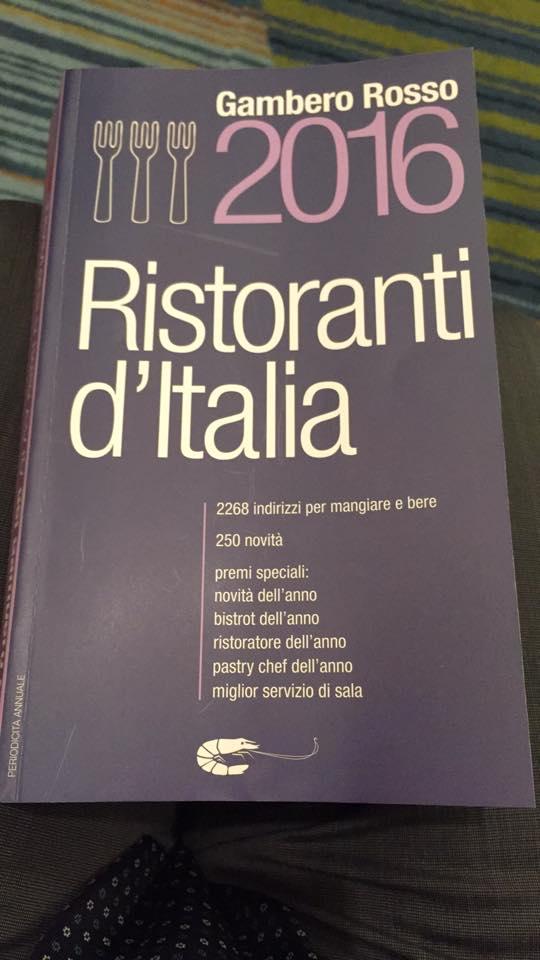 Gambero Rosso Ristoranti d'Italia