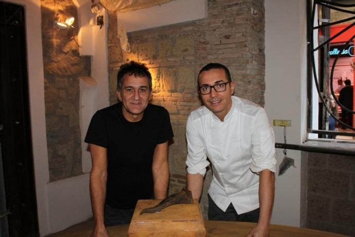 Gino Sorbillo e Lello Esposito