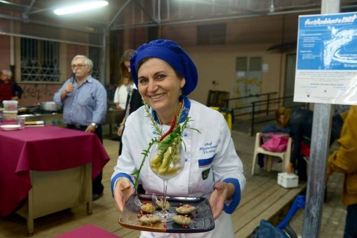 Giovanna Voria a Festambiente Agricoltura