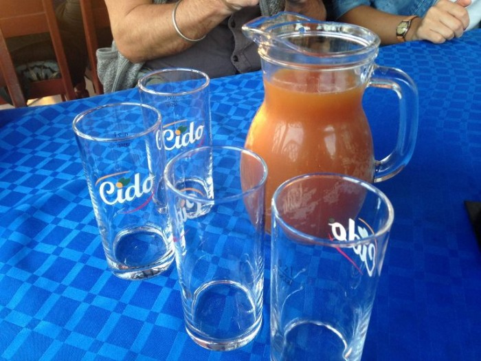 Gira, bevanda nazionele