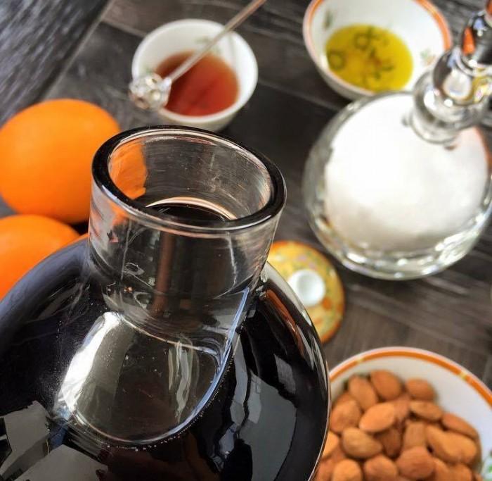 I Viscotta o Vinu Cuottu e Miennili  di San Francesco, gli ingredienti