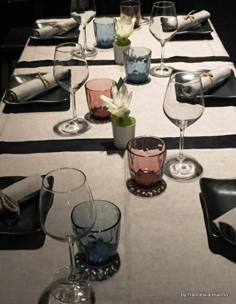 Interni Jap One i tavoli