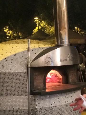 Cucine di Strada, il forno della Gatta Mangiona