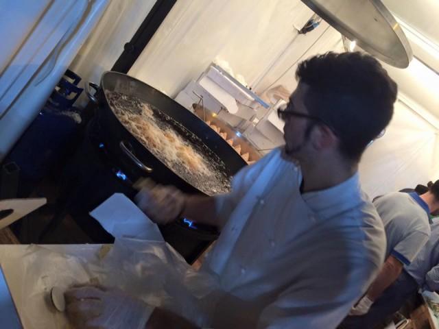 Cucine di Strada, il fritto siciliano