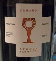 Igt Salento Rosso Cubardi