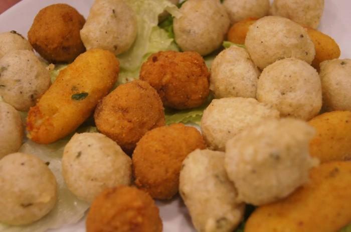 Il Peperoncino Caserta. La frittura