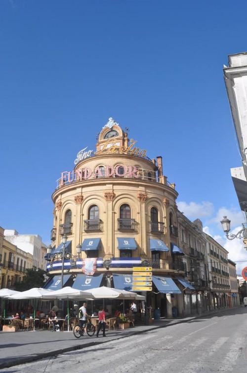 Jerez de la Frontera, il centro storico