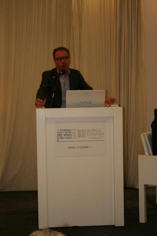 L'Onorevole Massimo Fiorio