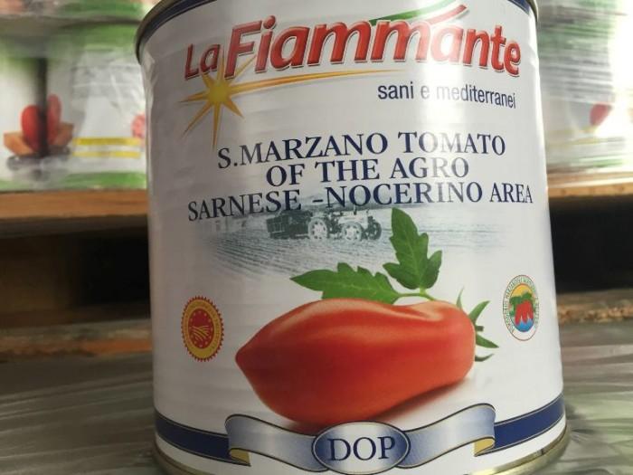 La Fiammante, il pomodoro San Marzano