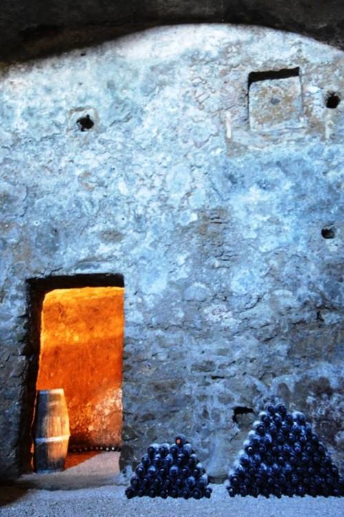 La Sibilla, cantina vecchia