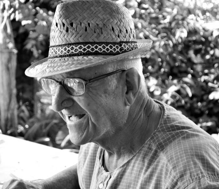 La Sibilla, nonno Vincenzo