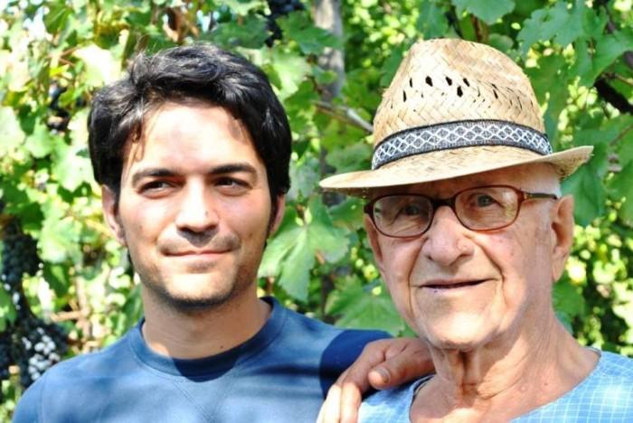 La Sibilla, nonno e nipote