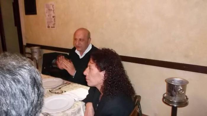 Le Macine, Pasquale Mitrano e Betty Iuorio