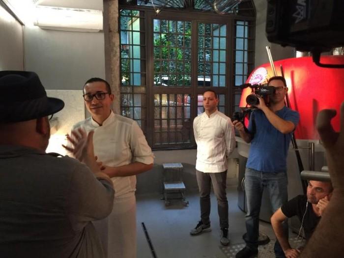 MasterChef a Napoli, giudice Gino Sorbillo
