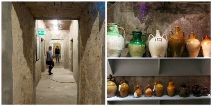 Museo del Primitivo, l'antica cantina