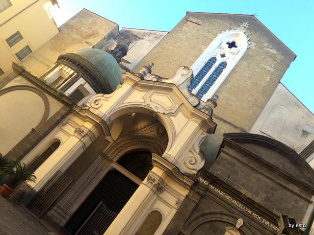 Napoli Il complesso monumentale di San Domenico Maggiore