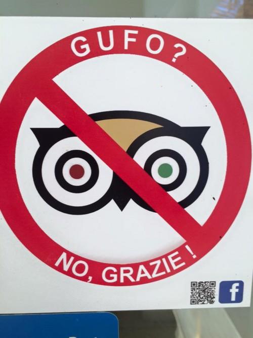 No Gufo!