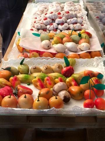 Cucine di Strada, la frutta martorana dalla Sicilia