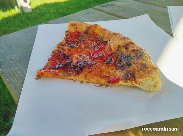Panificio Santa Lucia. Pizza marinara