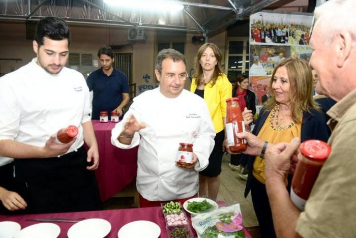 Paolo Gramaglia a Festambiente Agricoltura