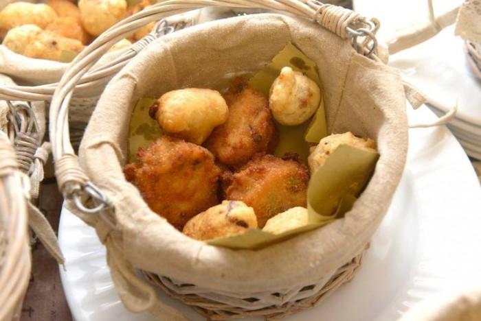 Passione e Tradizione, crocchè, paste cresciute e frittatine di pasta