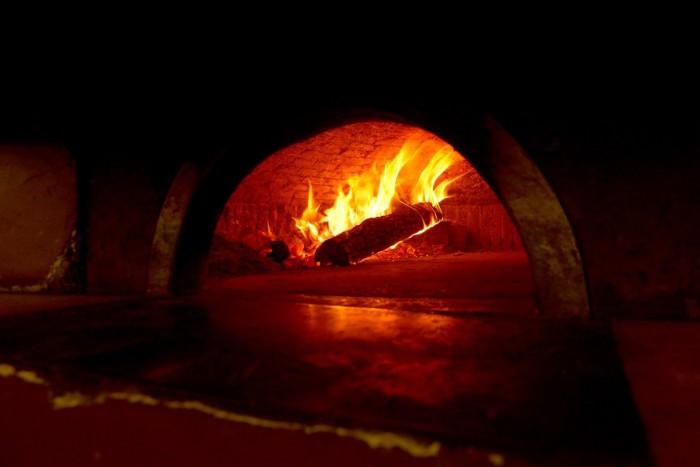 Passione e Tradizione,  il forno