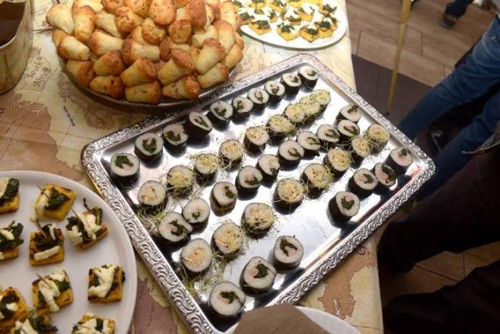 Passione e Tradizione, il sushi napoletano