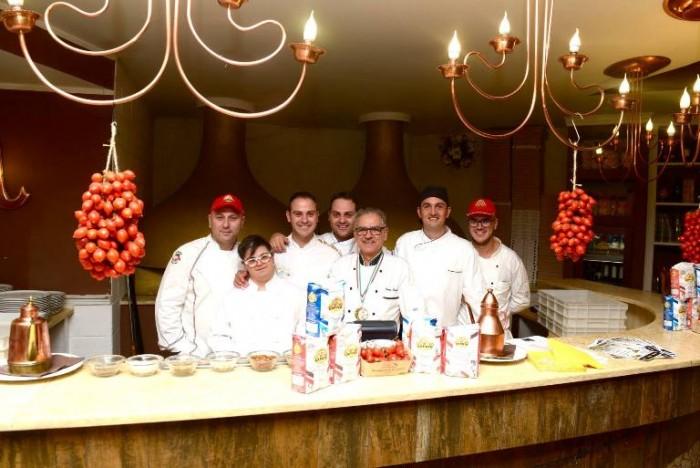 Passione e Tradizione, lo staff Pizzaioli